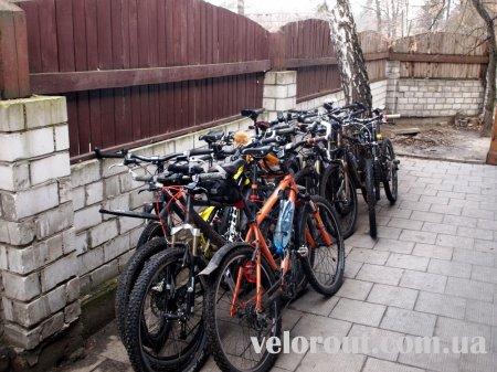 Веломаршрут (velorout) Путешествие в Новогоднюю сказку