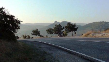 Веломаршрут (veloroute). Велотур по Крыму осень 2011