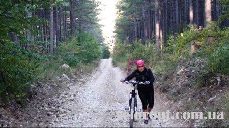 Велотур по Крыму. Осень 2011. Многоречье - Роман-Кош - Алушта