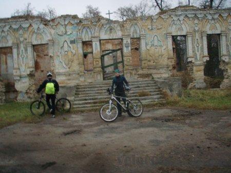 Веломаршруты (velorout) Киевщина: На СЕВЕР (Художественная часть)