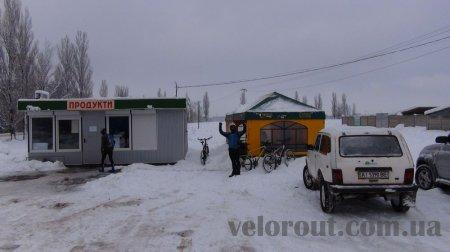 Веломаршруты (velorout) Киевщина: Зимний Ворзель (Описание маршрута)