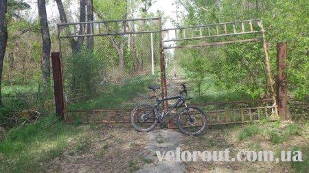 Веломаршруты (velorout) Киев. ВЧ А 2206 (Описание маршрута)