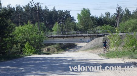 Веломаршруты (velorout) Вдоль Стугны. (Описание маршрута).