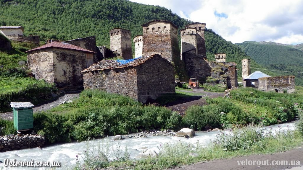 грузия местиа фото