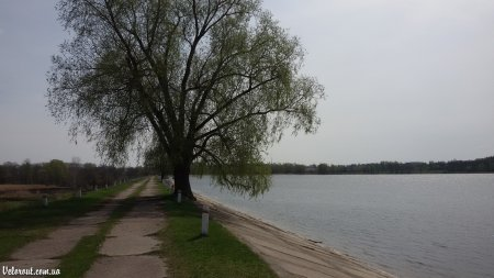 Веломаршрут (velorout) ст. Спартак - Киев (Художественная часть)